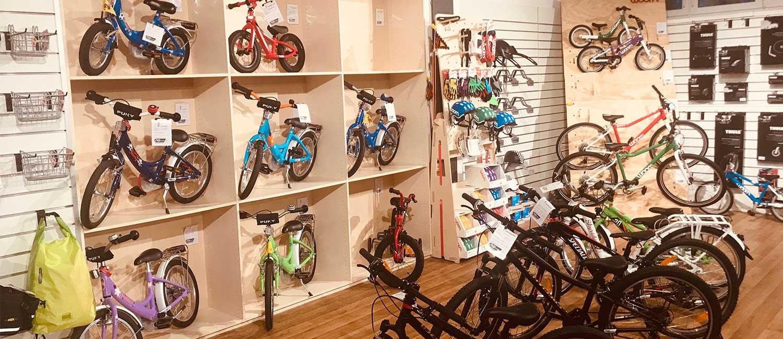 Kinderräder im BDO